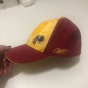 NFL redskins original hat from Reebok